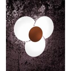 Plafoniera Clover 1114/45 corten Toplight