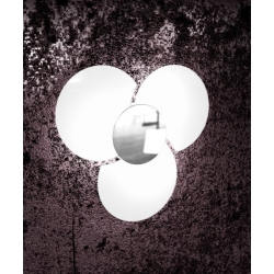 Plafoniera Clover 1114/45 cromo Toplight