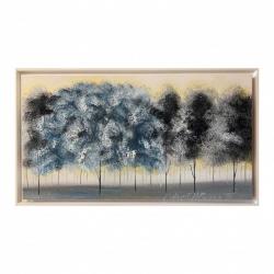 """Quadro da salotto """"Foresta Ottanio"""" 130x70 Art Maiora"""