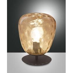 Lampada da Tavolo Gisella 3518-30-125 Fabas