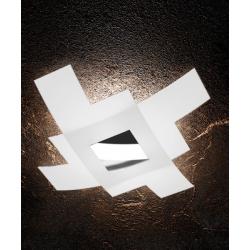 Plafoniera Tetris Color 1121/75 cromo Toplight