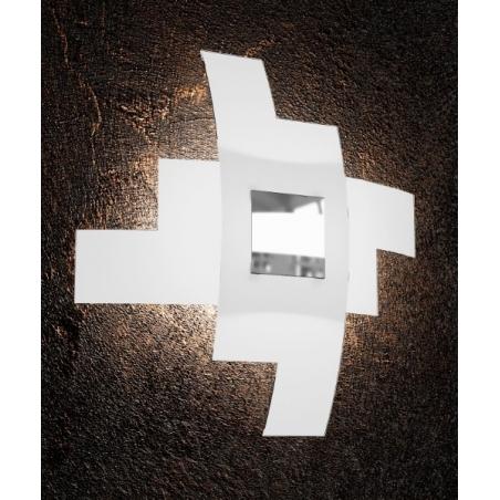 Plafoniera Tetris Color 1121/55 cromo Toplight