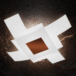 Plafoniera Tetris Color 1121/95 corten Toplight