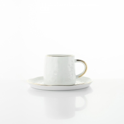 Tazza Caffè c/p Onix White...