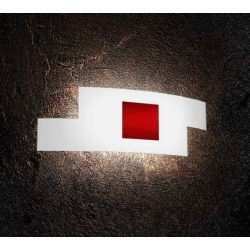 Applique Tetris Color 1121/AP rosso Toplight