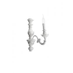 Applique Agata 1 Luce bianco Ondaluce
