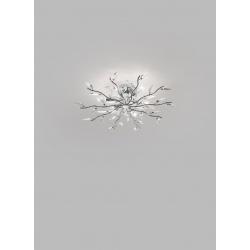 Plafoniera Crystallivs 2087 C trasparente Affralux